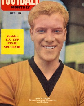 Ron Flowers, Wolves 1960