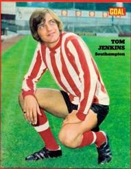 Tom Jenkins, Southampton 1971