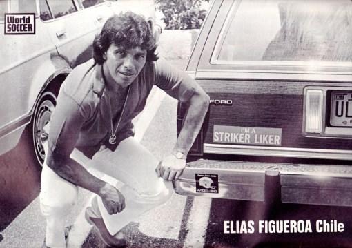 Elias Figueroa, 1981