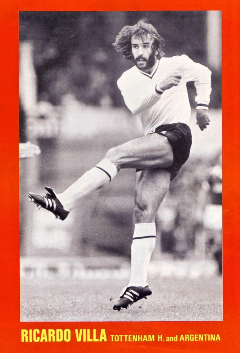 Ricardo Villa, Tottenham 1979