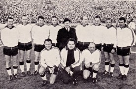 West Germany 1954 squad in 1969