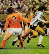 Argentina v Netherlands, World Cup Final 1978