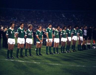 New York Cosmos v Stuttgart, Sep 1978