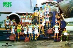Tampa Bay Rowdies, Adidas