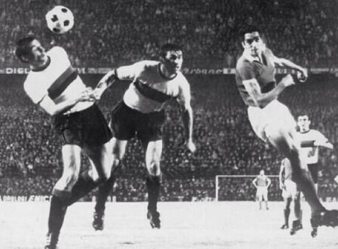 Torres, Benfica v Inter, 1965 European Cup Final