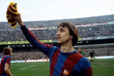 Cruyff, Barcelona