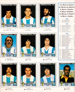 World Cup 1978 Argentina 2