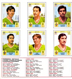 World Cup 70 Mexico 2