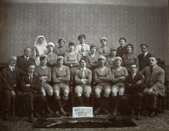 1918 - Birtley CCF