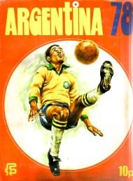 World Cup 1978 FKS Album: Argentina