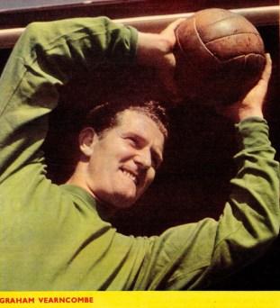 Graham Yearncombe, Cardiff City 1961