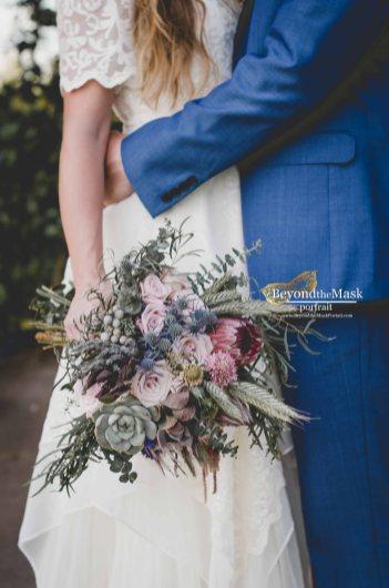 South Mountain Wedding details