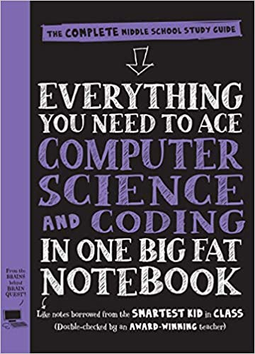 "Author of ""Everything You Need to Ace Computer Science and Coding in One Big Fat Notebook"" Grant Smith joins me Beyond the Mic."