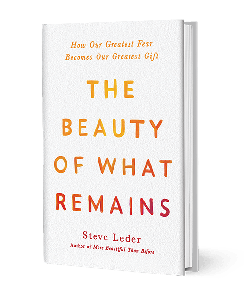 """Dealing with death and yet still asking for his apology to be accepted, author Rabbi Steve Leder tackles death in """"The Beauty of What Remains"""" and he joins us Beyond the Mic."""