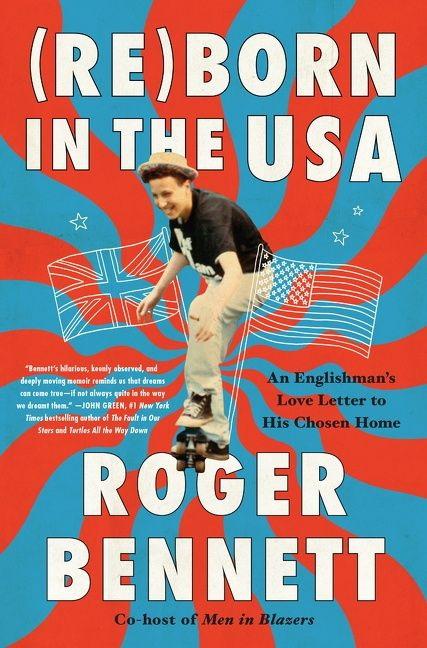 Roger Bennett book