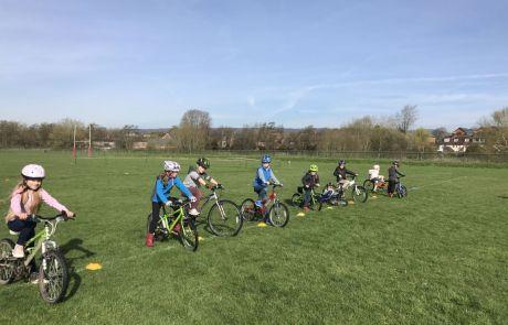 Saturday Cycling Club
