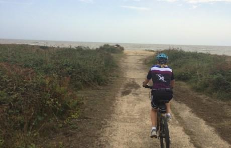 Ladies ride Suffolk
