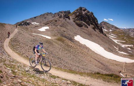 Trans Alp bike race