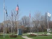 The Veteran's Memorial