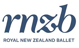 royal new zealand ballet logo