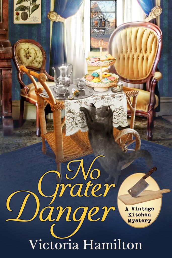 """No Grater Danger"" Victoria Hamilton"