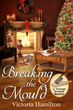 """Breaking the Mould"" Victoria Hamilton"