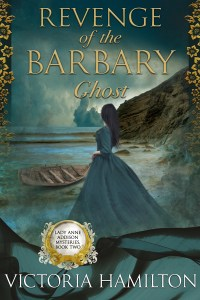 """Revenge of the Barbary Ghost"" Victoria Hamilton"