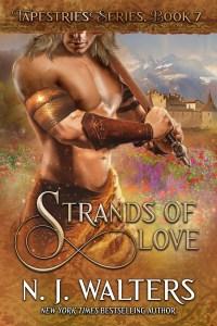 """""""Strands of Love"""" N. J. Walters"""