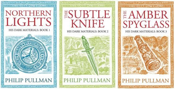 His Dark Materials: The Fall of Man