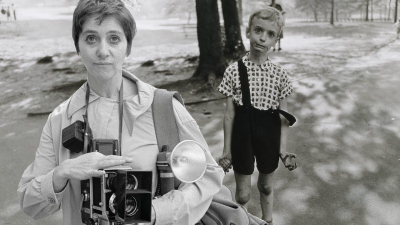 A Guide to Analysing Photographs: Diane Arbus