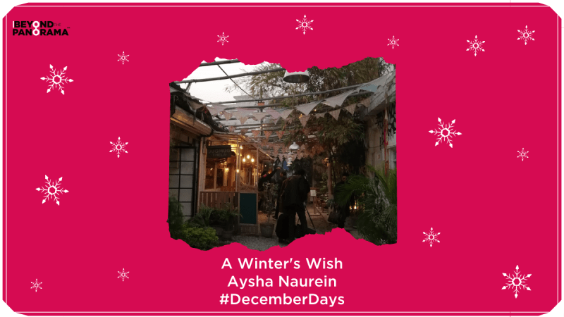 A Winter's Wish | Aysha Naurein
