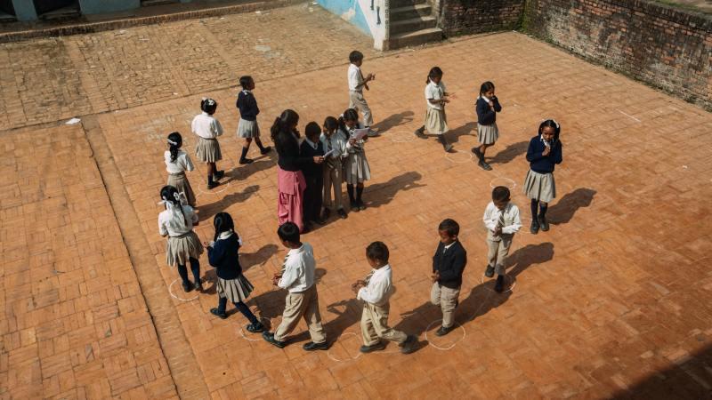 A School Reunion