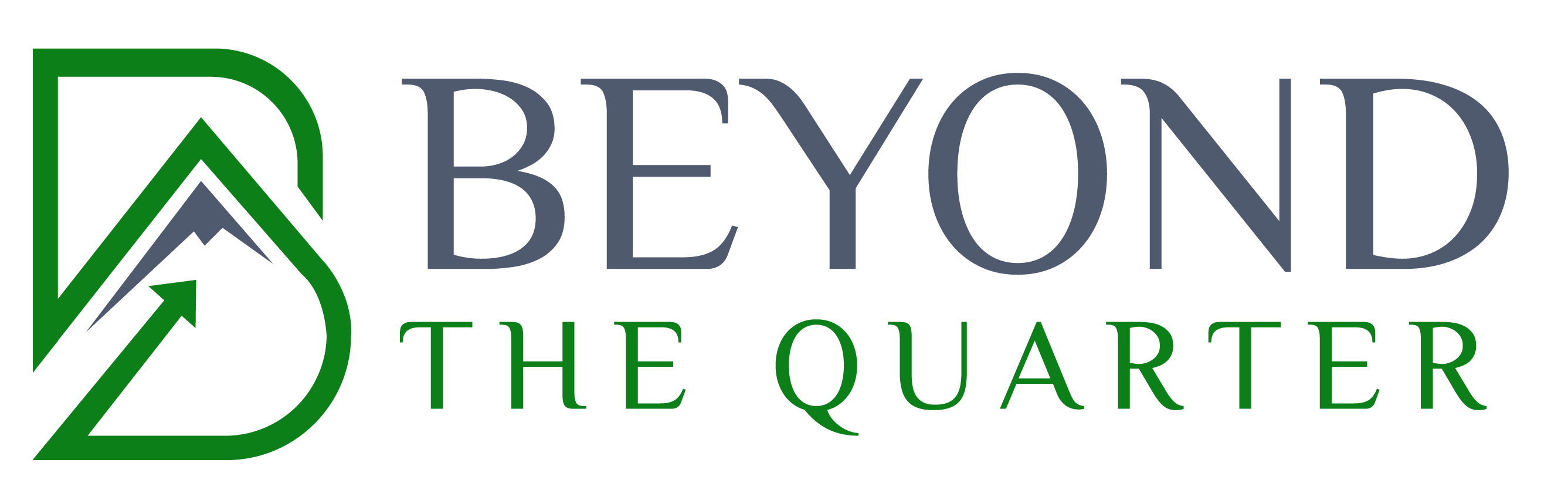 Beyond the Quarter