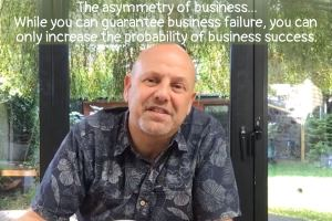 The asymmetry of business success