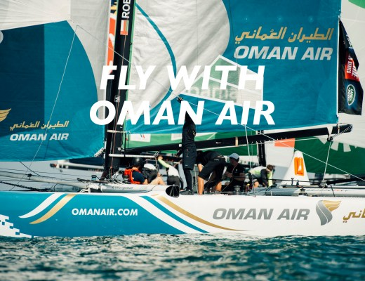 Travel to Oman with Oman Air