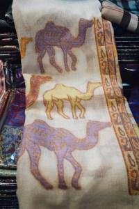 Camel Pashmina Scarf - Buy at Muttrah Souq