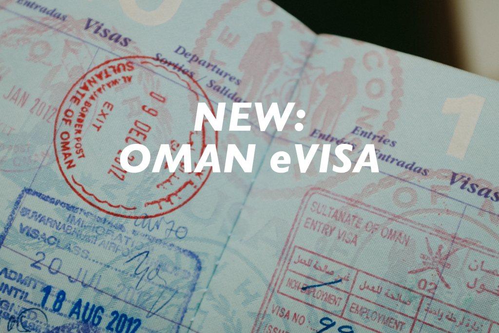 Oman eVisa