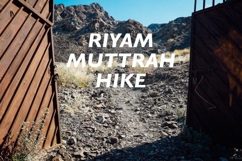 Riyam - Muttrah Hike (C38) - Beyond the Route - Oman Travel