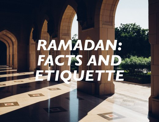Ramadan: Facts and Etiquette for Non-Muslims