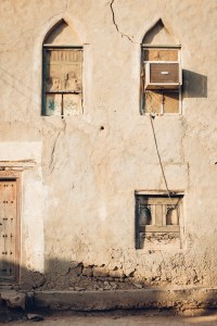 how to beat the heat in Oman, mirbat