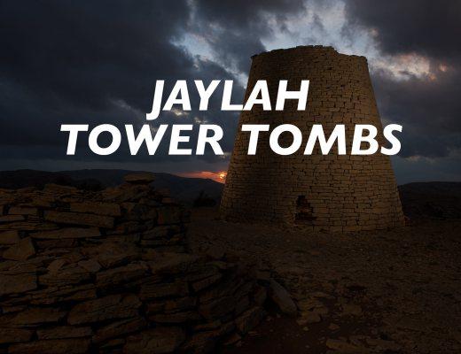 Jaylah Tower Tombs