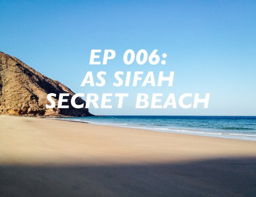 As Sifah Secret Beach