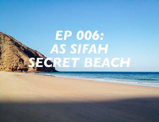 As Sifah Secret Beach