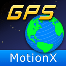 How to load gpx files into motionx