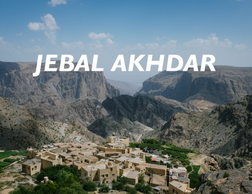 Jebal Akhdar, al Ayn