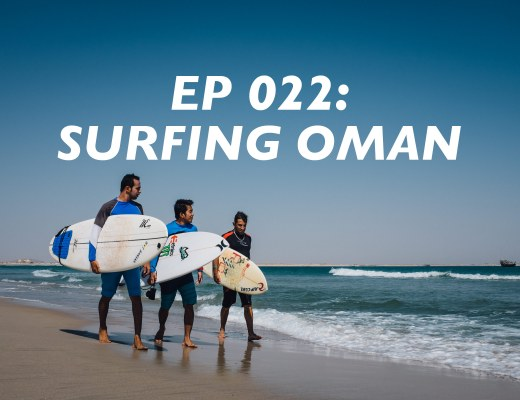 surfing oman, joe's point, Arabian Sea Motel