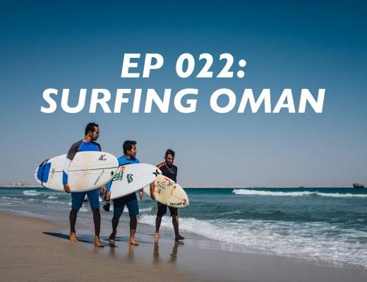 surfing oman, joe's point, Arabian Sea Motel