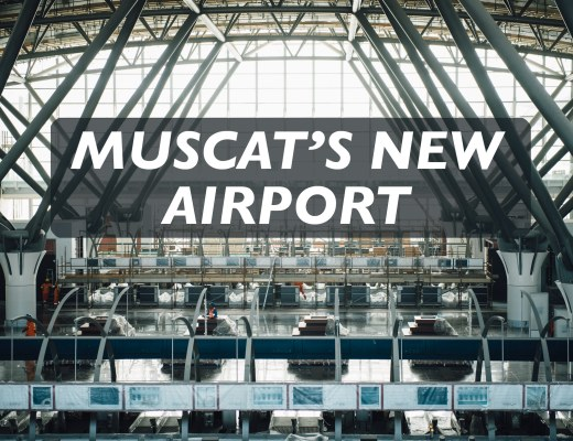 muscat's new airport, mct