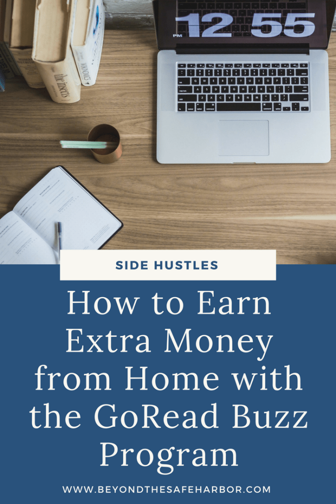 How to Earn Extra Money from Home with the GoRead Buzz Program