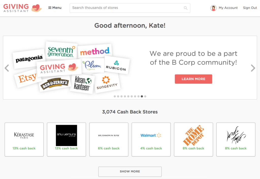 Want to Save Money Shopping? Here are the Best Cashback Sites